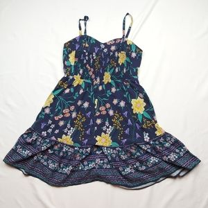 Old Navy Floral Mini Dress